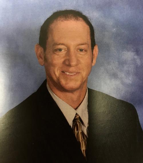 Pastor Brad Parker